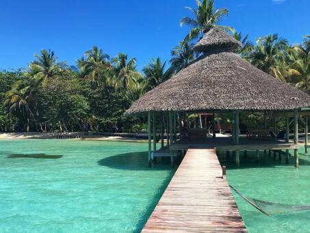 Dom na rajskiej wyspie do kupienia za grosze