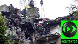 Zakończyli akcję w Pruszkowie. [br] Policja: nie ma więcej ofiar