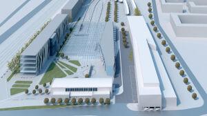 Muzeum Kolejnictwa ma być Centrum Cywilizacji