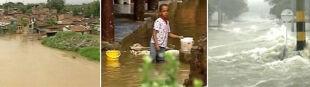 Kolumbia: powódź zabiła prawie 100 osób