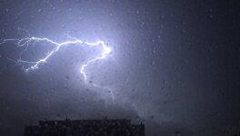 Gwałtowna pogoda w Polsce