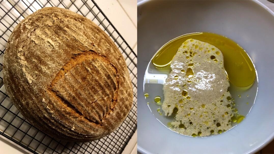 Chleb z 4500-letnich drożdży. Ma chrupiącą skórkę i słodkawy posmak