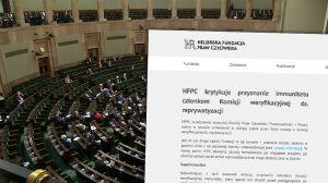 Helsińska Fundacja Praw Człowieka krytycznie o komisji reprywatyzacyjnej