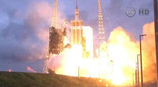 Orion rozpoczął fazę testową