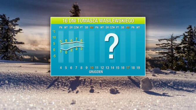 Prognoza na 16 dni: <br /> ocieplenie przed nową falą zimna