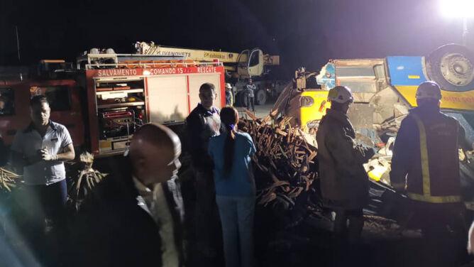 Tornado uderzyło w Hawanę. <br />Ofiary śmiertelne i wielu rannych