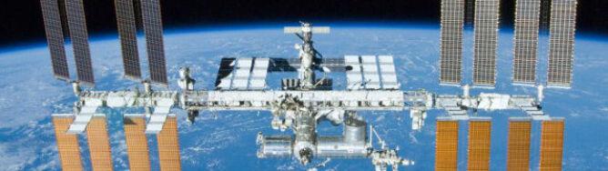 Szczoteczka do zębów i stary kabel - oto przyrządy astronautów