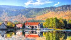 Dolny Śląsk w odcieniach jesieni