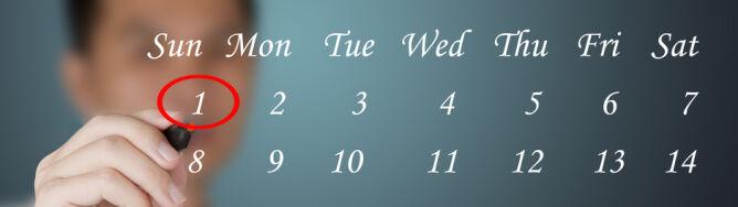 Tydzień: 6,7,8 czy może 10 dni?