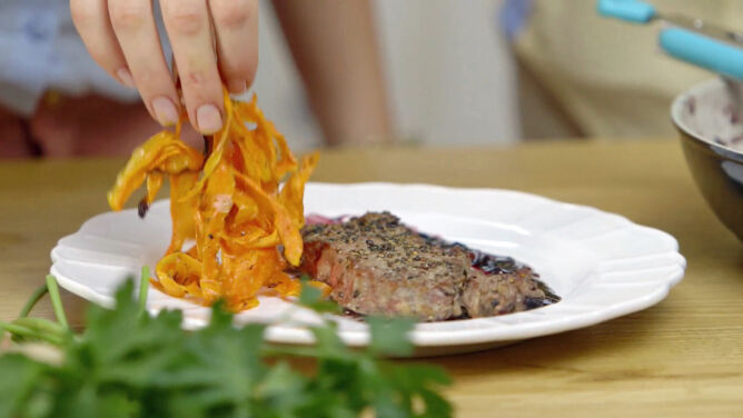 Prosty i wyrafinowany obiad rodzinny