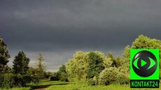 Chmury przykryją Polskę. Znowu będą burze